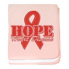 Hope - Heart Disease Infant Blanket