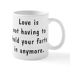 Farts Small Mugs