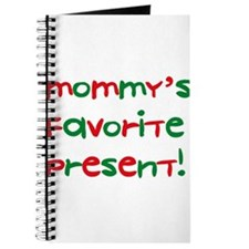 Mommy's Favorite present Journal
