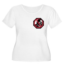 Stop Obama 2 Sided T-Shirt