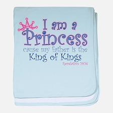 I am a Princess Infant Blanket