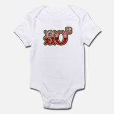 Ho to the third power Infant Bodysuit