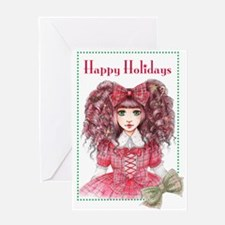 Unique Lolita Greeting Card