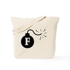 FBomb Tote Bag