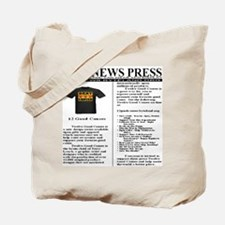 Twelve Good Causes Tote Bag