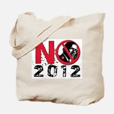 No Anti-Obama Tote Bag