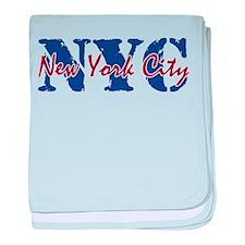 New York City Infant Blanket