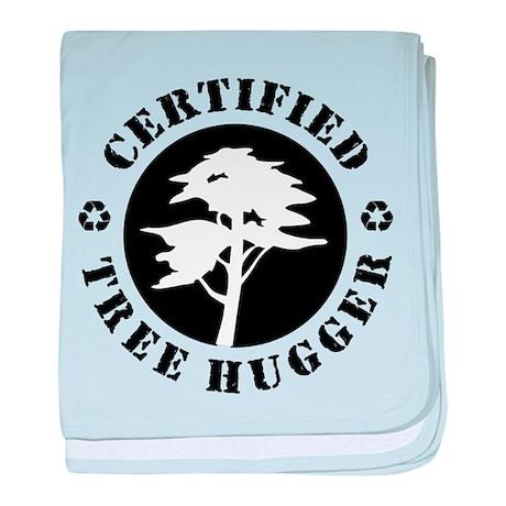 Certified Tree Hugger Infant Blanket