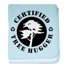 Certified Tree Hugger Infant Blanket