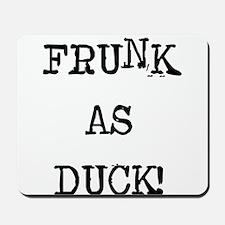 Frunk Mousepad