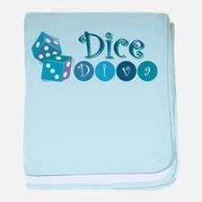 Dice Diva Infant Blanket