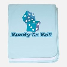 Ready to Roll Infant Blanket