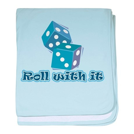 Roll with it Infant Blanket