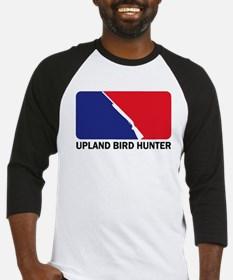 Upland Bird Hunter Baseball Jersey