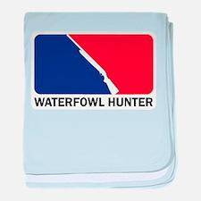 Waterfowl Hunter Infant Blanket