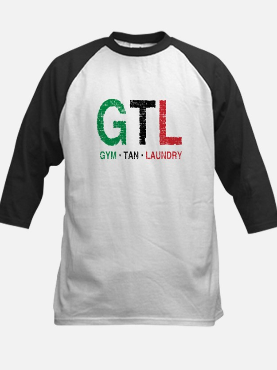 GTL Kids Baseball Jersey