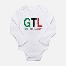 GTL Long Sleeve Infant Bodysuit
