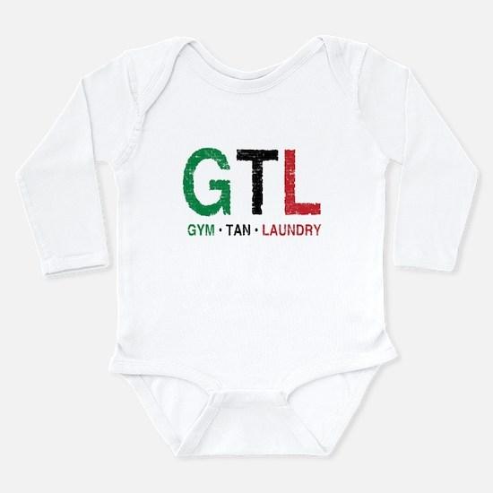 GTL Long Sleeve Infant Bodysuit