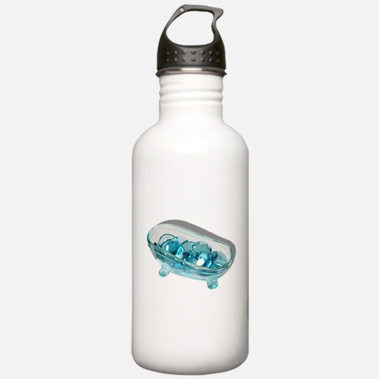 Bathtub Water Gems Water Bottle