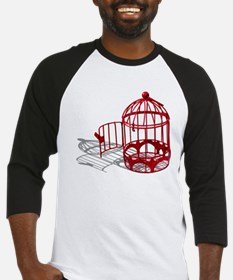 Bird House Baseball Jersey