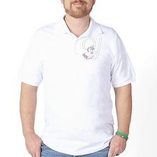 Reenacting Funny farb items T-Shirt