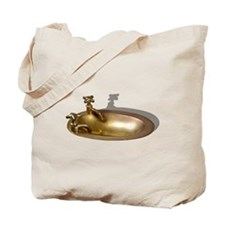 Even the Kitchen Sink Tote Bag