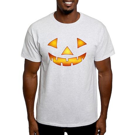 Jack-o-lantern Pumpkin Light T-Shirt