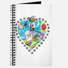 Loteria Heart Journal