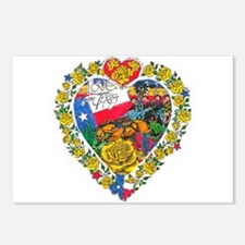 Love from Texas Postcards (Package of 8)
