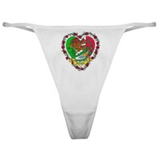 Heart of Mexico Classic Thong