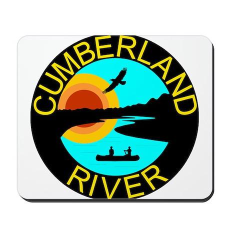 Cumberland River Mousepad