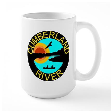 Cumberland River Large Mug
