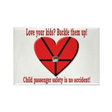Love Your kids? Buckle them up! (10 pk)