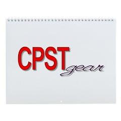 CPST gear Wall Calendar