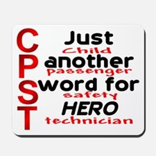 CPST= hero Mousepad