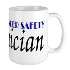 Child Passenger Safety Technician Mug
