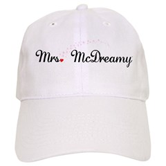 Mrs. McDreamy Baseball Cap