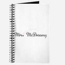 Mrs. McDreamy Journal