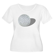 Golf Crystal Ball T-Shirt