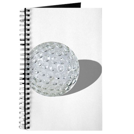 Golf Crystal Ball Journal