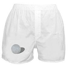 Golf Crystal Ball Boxer Shorts