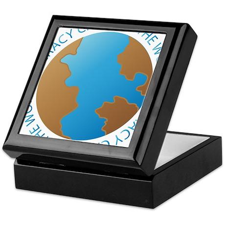 World Literacy Reading Keepsake Box