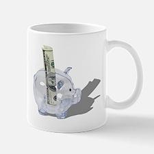 Money Piggy Bank Mug