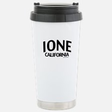 Ione Stainless Steel Travel Mug