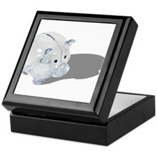 Piggy Bank Keepsake Box
