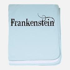 Frankenstein Infant Blanket