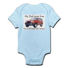 NEW!! Just for boys! Infant Creeper
