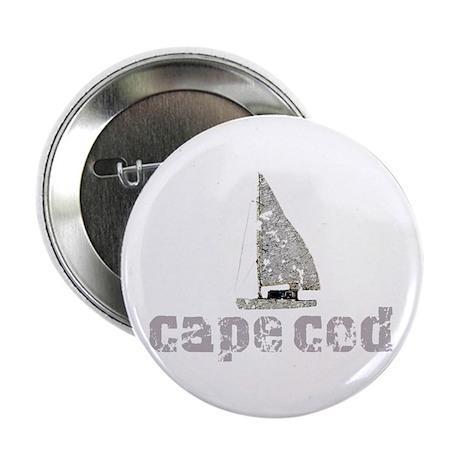 "Cape Cod Sailboat 2.25"" Button (100 pack)"