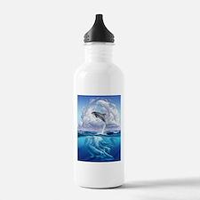 Dolphonic Symphony Water Bottle