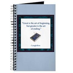 Longfellow Quote Journal